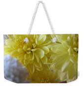 flower - Sunshine in Petals Weekender Tote Bag
