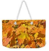 Sunshine Of Fall Weekender Tote Bag