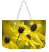 Sunshine On A Cloudy Day Weekender Tote Bag