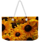 Sunshine On A Stem Weekender Tote Bag