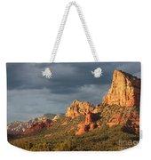 Sunshine On Sedona Rocks Weekender Tote Bag