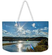 Sunshine On The Missouri Weekender Tote Bag