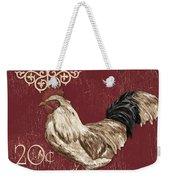 Sunshine Rooster Weekender Tote Bag