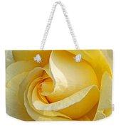 Sunshine Rose Weekender Tote Bag