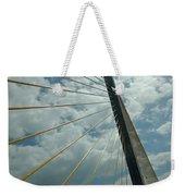 Sunshine Skyway Weekender Tote Bag