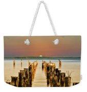 Sunshine State Sunset Weekender Tote Bag