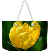 Sunshine Tulip Weekender Tote Bag
