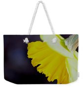 Sunshine Yellow Daffodil Weekender Tote Bag