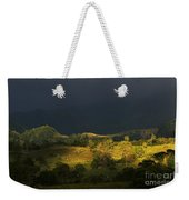 Sunspot After The Storm Weekender Tote Bag