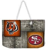 Super Bowl 23 Weekender Tote Bag