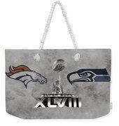 Super Bowl Xlvlll Weekender Tote Bag