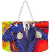 Super Dad Weekender Tote Bag