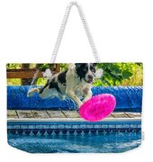 Super Dog 2 Weekender Tote Bag