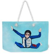 Super Kid Weekender Tote Bag