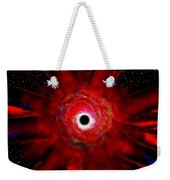 Super Massive Black Hole Weekender Tote Bag