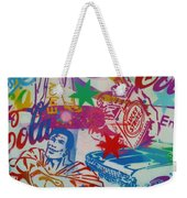 Super Pop Weekender Tote Bag