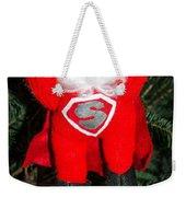 Super Santa Weekender Tote Bag