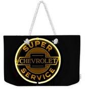 Super Service Weekender Tote Bag