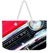 Super Sport 2 - Chevy Impala Classic Car Weekender Tote Bag