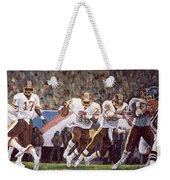 Superbowl Xii Weekender Tote Bag