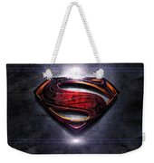Superman Series 05 Weekender Tote Bag