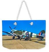 Supermarine Mk959 Spitfire Weekender Tote Bag