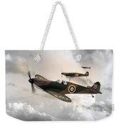 Supermarine Spitfire Mk I Weekender Tote Bag