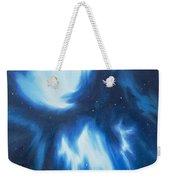 Supernova Explosion Weekender Tote Bag