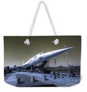 Supersonic  Weekender Tote Bag