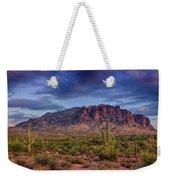 Superstition Twilight  Weekender Tote Bag