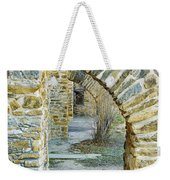 Supporting The Walls Weekender Tote Bag