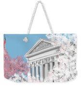 Supreme Court Washington Dc Weekender Tote Bag