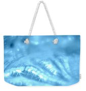 Surafce Of A Shell Weekender Tote Bag by Riad Belhimer
