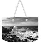 Surf At Cambria Weekender Tote Bag