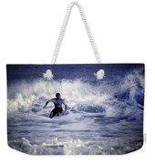 Surf At Summer Weekender Tote Bag