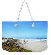 Surf Beach Lompoc California Weekender Tote Bag