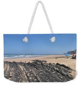 Surf Beach Portugal Weekender Tote Bag