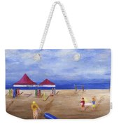 Surf Camp Weekender Tote Bag