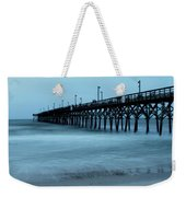 Surf City Pier Soft 2 Weekender Tote Bag