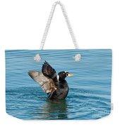 Surf Scotter Male Wings Weekender Tote Bag