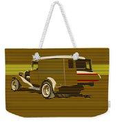 Surf Truck Golden Sand Weekender Tote Bag
