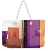 Surface And Reflection Weekender Tote Bag