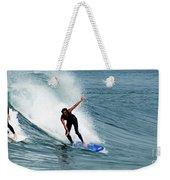Surfer 1 Weekender Tote Bag