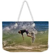 Surfer 9222013 Weekender Tote Bag