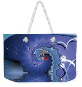 Surfer Boy - Ride The Waves Weekender Tote Bag