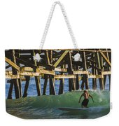 Surfer Dude 1 Weekender Tote Bag