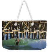 Surfer Dude 2 Weekender Tote Bag