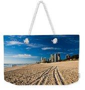 Surfers Paradise Beach South Weekender Tote Bag