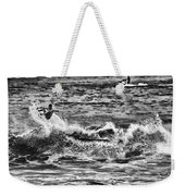 Surfin In The Usa V8 Weekender Tote Bag