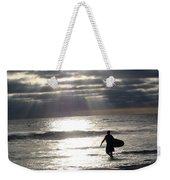 The Surfer Weekender Tote Bag